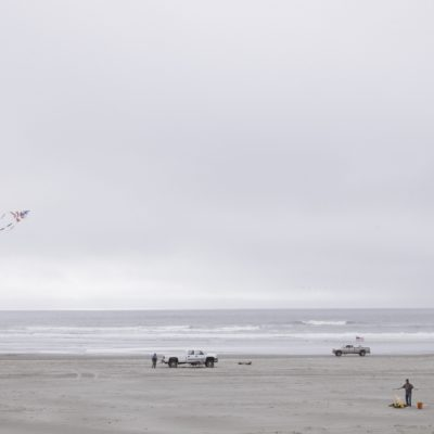 4th July Weekend 2017, Long Beach, Washington (From the series American Recreation) by Barnaby Britton