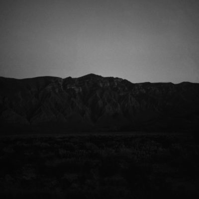 Hills of Torreon // Torreon, Mexico 2016 by Adel Koleszar-unframed
