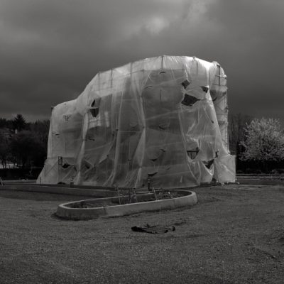Wrapped Building - Austin Granger