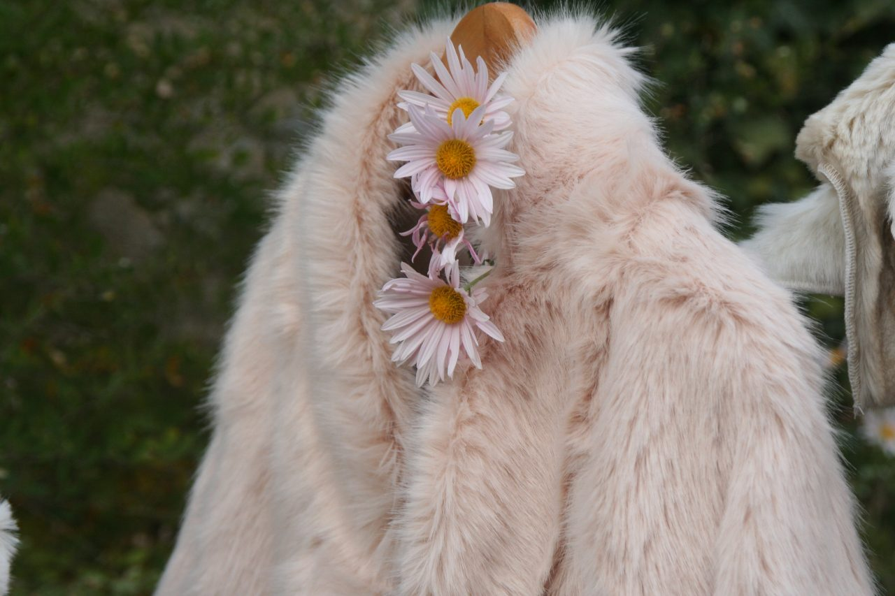 Spectacular furs (with a heart)