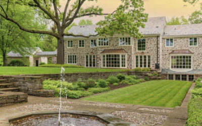 Chestnut Hill Colonial Revival
