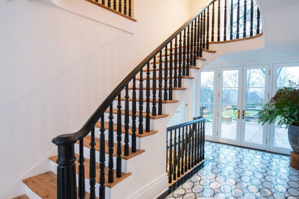 Chestnut Hill Colonial Revival after