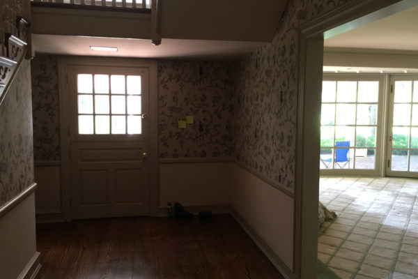 Chestnut Hill Colonial Revival before